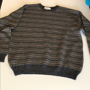 Tricot St Raphael wool sweater SZ M